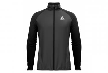 Jacket Odlo Zeroweight Warm Hybrid Black