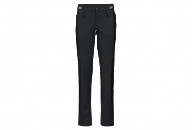 Pantalon Odlo Val Gardena Ceramiwarm Negro Mujer 36