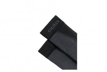 Chaussettes de compression Odlo Active Warm Pro Noir