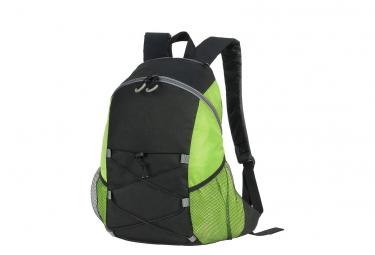 Shugon Sac à dos léger et sportif - 16L - SH7237 - vert lime