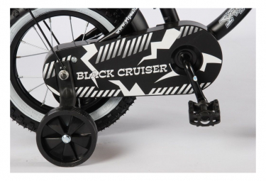Image of Velo enfant volare black cruiser garcon 12 po noir