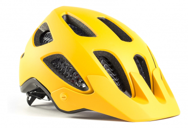 Casco MTB Bontrager Rally WaveCel Marigold / Black