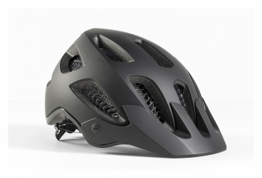Casco MTB Bontrager Rally WaveCel nero