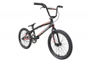 BMX Race Chase Edge Pro XL Alu 21 Noir / Rouge 2021