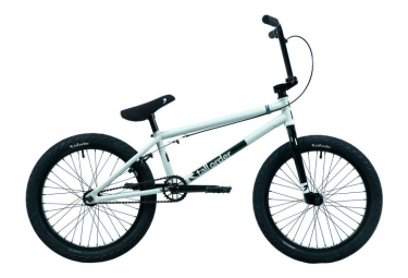 BMX Free Tall Order Flair 20.6' Gloss White With Black parts 2021