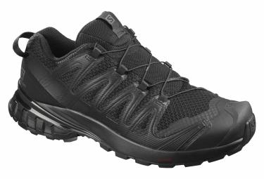 Chaussures de Trail Salomon XA Pro 3D V8 Noir