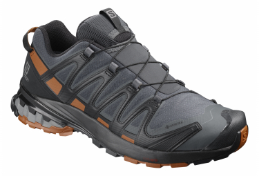 Salomon XA Pro 3D V8 GTX Trail Schuhe Schwarz / Orange