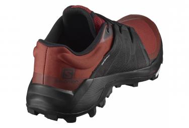 Chaussures de Running Salomon Wildcross Rouge / Noir