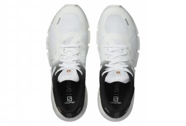Chaussures de Running Salomon Predict 2 Blanc / Noir