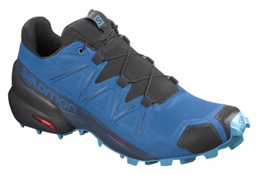 Salomon Speedcross 5 Blue / Black