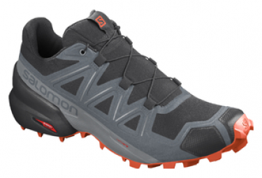 Salomon Speedcross 5 Grey / Orange