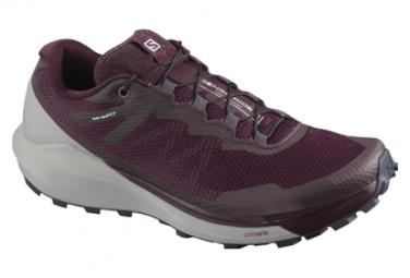 Chaussures de Trail Femme Salomon Sense Ride 3 Violet / Noir
