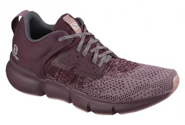 Zapatillas Running Salomon Predict Soc Mujer Rojas 38