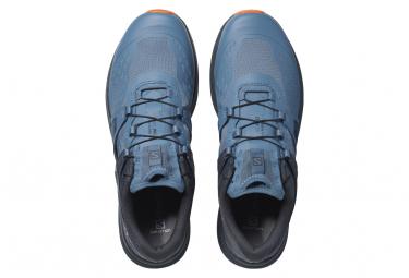 Chaussures de Trail Salomon Ultra Pro Bleu / Orange