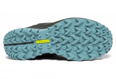 Chaussures de Trail Femme Saucony Peregrine 10 Vert / Bleu