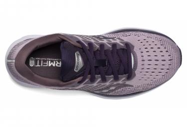 Chaussures de Running Femme Saucony Ride 13 Violet
