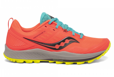 Saucony Peregrine 10 Mutant Orange Men