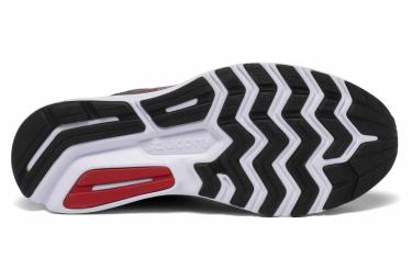 Zapatillas Saucony Ride 13 para Hombre Gris / Rojo
