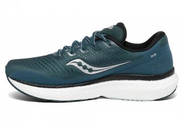 Chaussures de Running Saucony Triumph 18 Bleu / Blanc