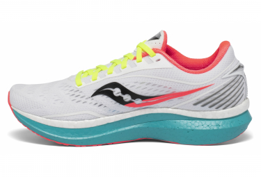 Chaussures de Running Saucony Endorphin Speed Blanc / Multi-couleur