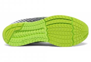 Chaussures de Running Saucony Type A9 Blanc / Vert