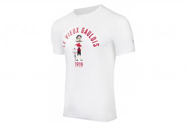 Vintage LeBram & Sport Short Sleeve T-Shirt White