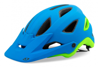 Giro Montaro Mips Helm Blau Grün