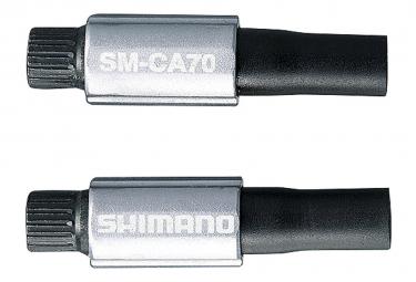 Ajustador de cable de cambio en línea Shimano SM-CA70 Road