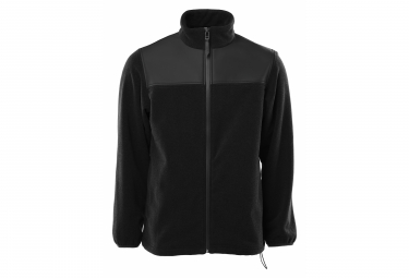 Polaire Rains Fleece Zip Puller Noir