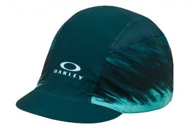 Casquette Oakley Painter Ellipse Pine Forest Bleu