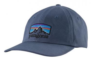 Patagonia Fitz Roy Horizons Trad Cap Blue