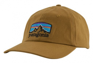 Patagonia Fitz Roy Horizons Trad Gorra Marrón