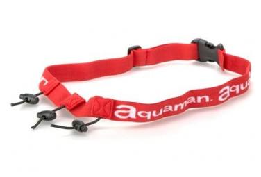 Aquaman Red Number Belt