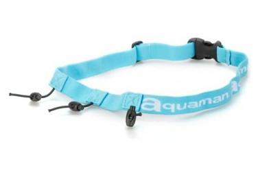 Aquaman Blue Number Belt