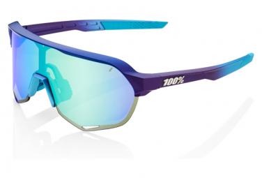 Gafas 100% S2 blue blue HiPER Lens