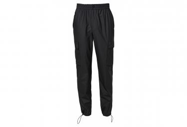 Rains Ultralight Cargo Pants Black