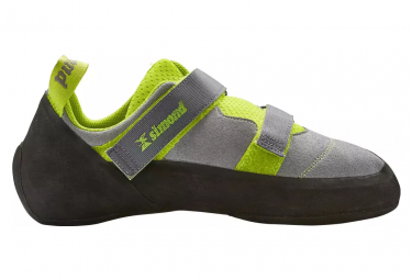 Chaussons d'Escalade Simond Rock Gris