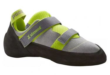 Simond Rock Gray Climbing Shoes
