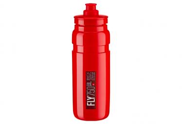 Bidon Fly Elite 750 ml Rouge