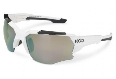 Koo Orion Gafas Lentes Negro   Blanco Oro Lechoso