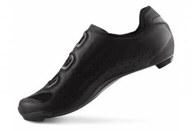 Chaussures Route Lake CX238-X Noir Version Large
