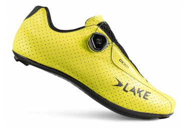 Zapatillas De Carretera Amarillas Neon Lake Cx301 46