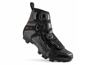 Chaussures VTT Randonée Lake MX145 Noir