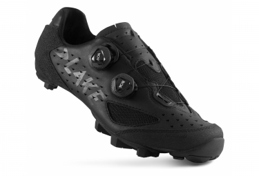 Zapatillas Lake MX238-X MTB negro - Modelo horma ancha