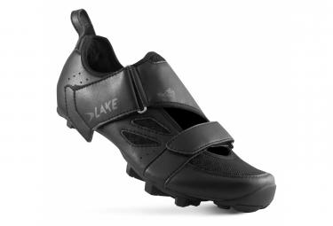 Lake TX223 XT AIR Triathlon Shoes Black / Gray