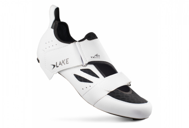 Lake TX223-X AIR Triathlon Shoes White / Black Large Version