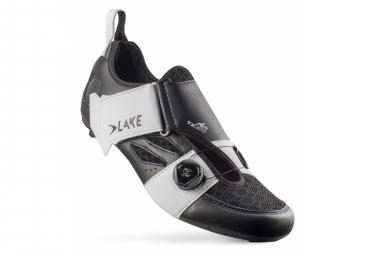 Lake TX322 AIR Triathlon Shoes Black / White