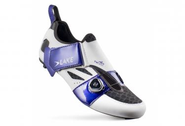 Lake TX322 AIR Triathlon Shoes White / Navy