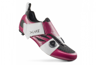 Lake TX322-X AIR Triathlon Shoes Purple Navy / White Large Version