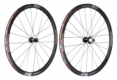 Vision Trimax 35 Disc Tubeless Wheelset | 9x100 - 9x135 mm | Centerlock